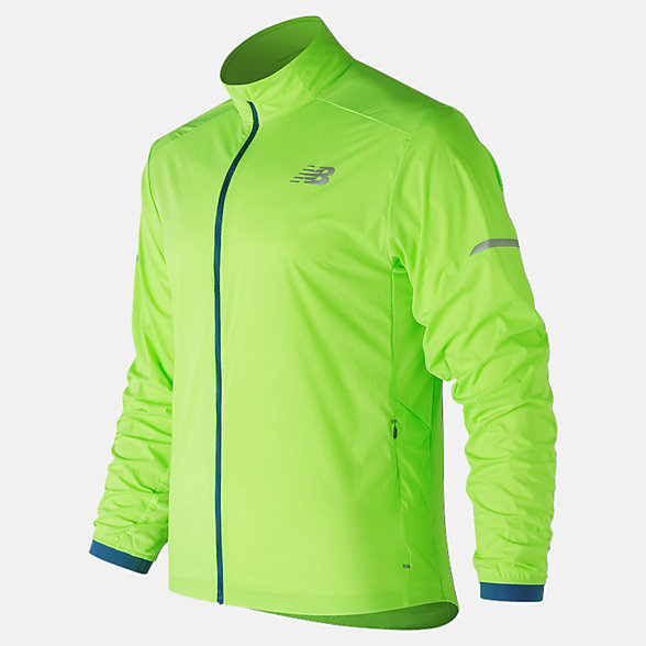 New Balance Speed Run Jacket, MJ73253EGL