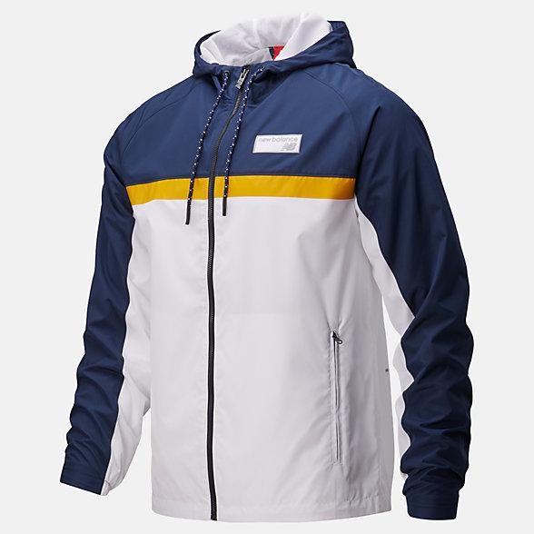 New Balance NB Athletics 78 Jacket, MJ73557NGO