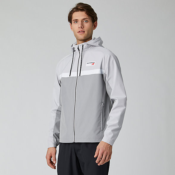 New Balance NB Athletics 78 Jacket, MJ73557TAG