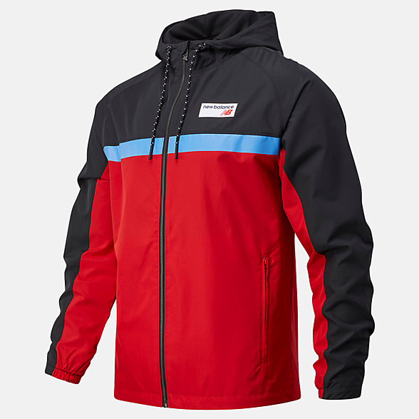 New Balance NB Athletics 78 Jacket, MJ73557TR1