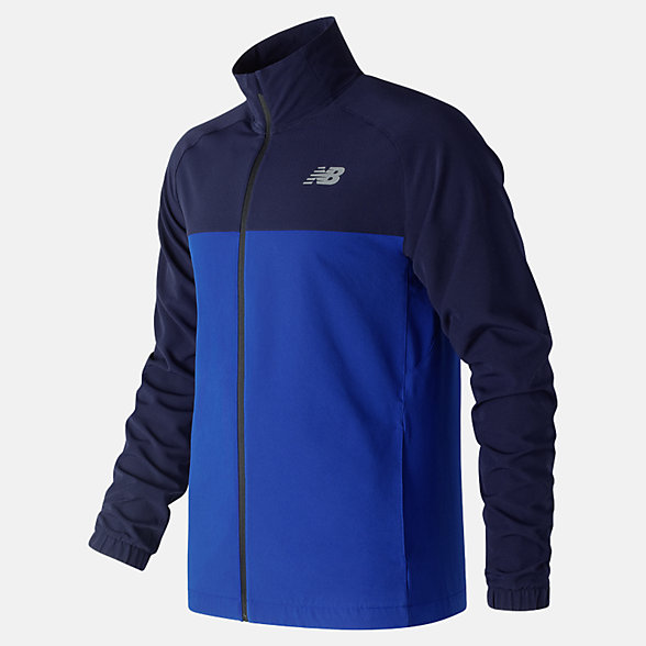 New Balance Tenacity Woven Jacket, MJ81088TRY