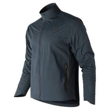 New Balance Vented Precision Jacket, Galaxy