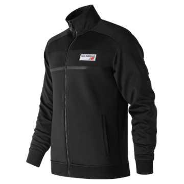 New Balance NB Athletics Track Jacket, Black