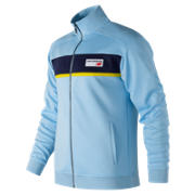 NB NB Athletics Track Jacket, Clear Sky