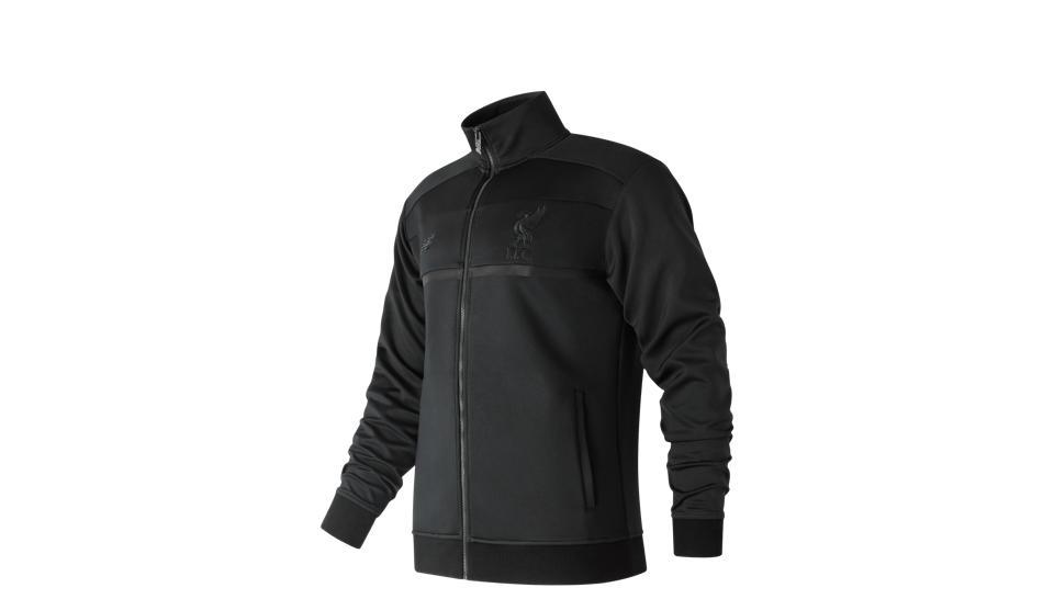 Pitch Black Track Jacket