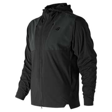 New Balance Max Intensity Jacket, Black