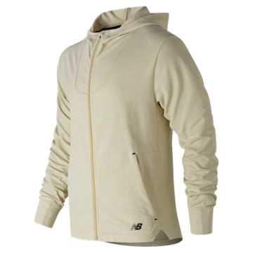 New Balance Restore Hoodie, Faded Birch