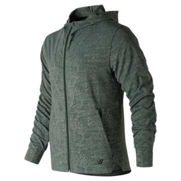 New Balance Restore Hoodie, Faded Rosin