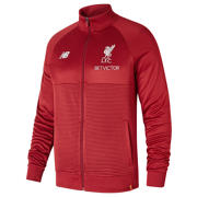 NB LFC Elite Training Walk Out Jacket, Red Pepper