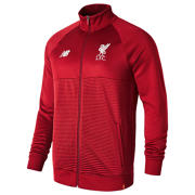 New Balance LFC Elite Training Walk Out Jacket No Sponsor, Red Pepper