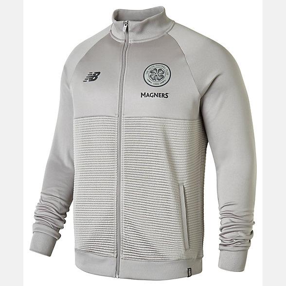 New Balance Veste d'entraînement Élite Celtic FC pour hommes, MJ831051FNG
