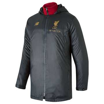 New Balance Liverpool FC Managers Jacket, Phantom