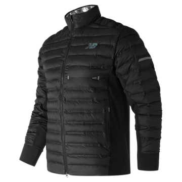 New Balance NB Radiant Heat Jacket, Black