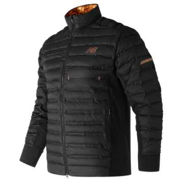 New Balance NYC Marathon Radiant Heat Jacket, Black