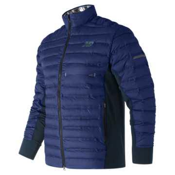 New Balance NB Radiant Heat Jacket, Techtonic Blue