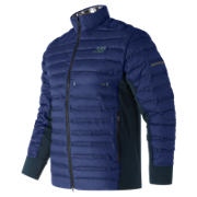 New Balance NB Radiant Heat Jacket, Techtonic Blue