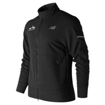 New Balance Run for Life Winterwatch Jacket, Black