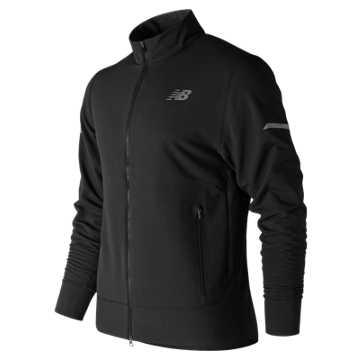 New Balance Winterwatch Jacket, Black