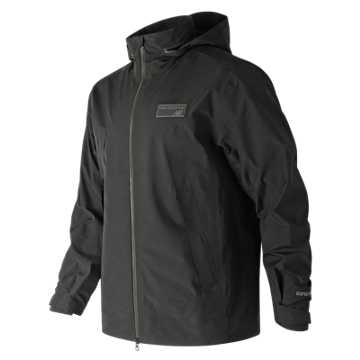 New Balance NB GTX 78 Jacket, Black