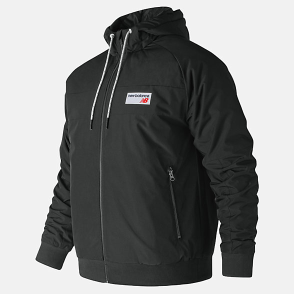 NB NB Athletics 78 Winter Jacket, MJ83510BK