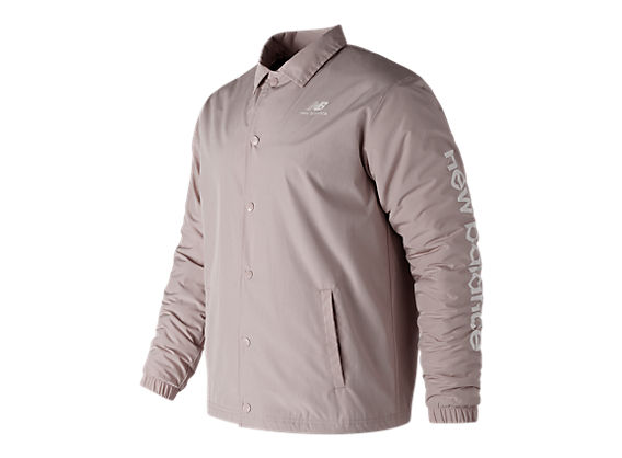 Essentials Winter Coaches Jacket by New Balance