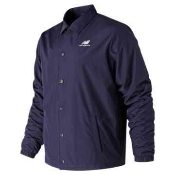 New Balance NYC Marathon Essentials Winter Coaches Jacket, Pigment