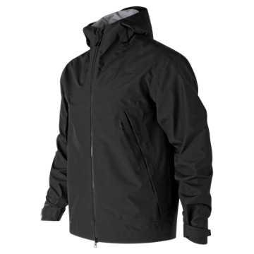 New Balance NB 3L Gore Tex Jacket, Black