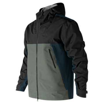 New Balance NYC Marathon NB 3L GTX Jacket, Galaxy