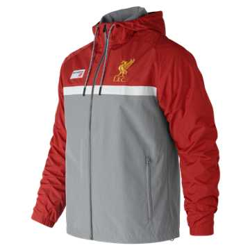 New Balance LFC NB Athletics Striker Jacket, Red Pepper