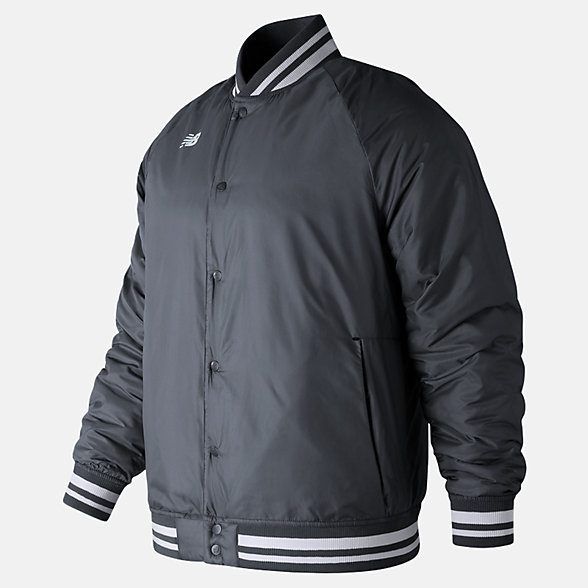 New Balance Dug Out Jacket, MJ83710PE