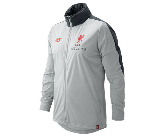 6d31ddf75fb Buy Official 2016-2017 Liverpool Elite Training Rain Jacket (Red) liverpool  fc training jacket