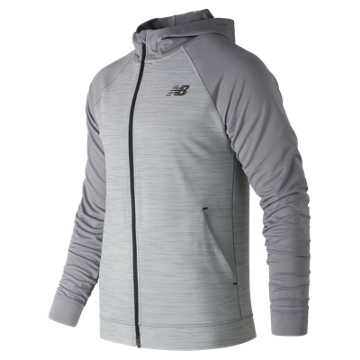 New Balance Anticipate 2.0 Jacket, Athletic Grey