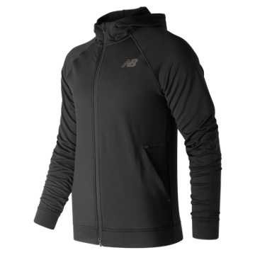 New Balance Anticipate 2.0 Jacket, Black