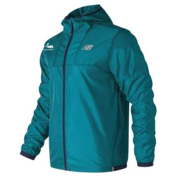 New Balance Run 4 Life Light Packjacket, Dark Neptune