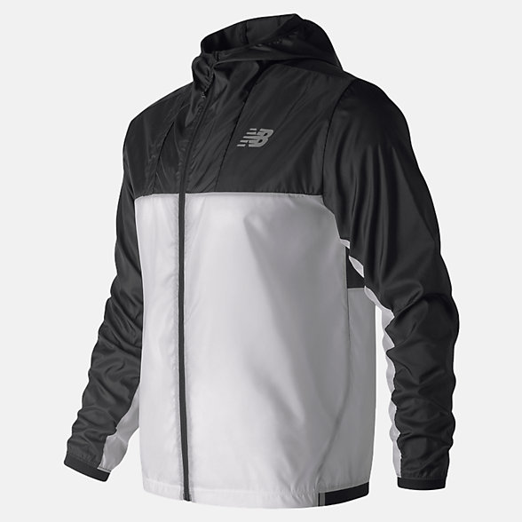 New Balance Lite Packjacket 2.0, MJ91240BGR