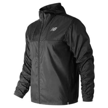 New Balance Lite Packjacket 2.0, Black