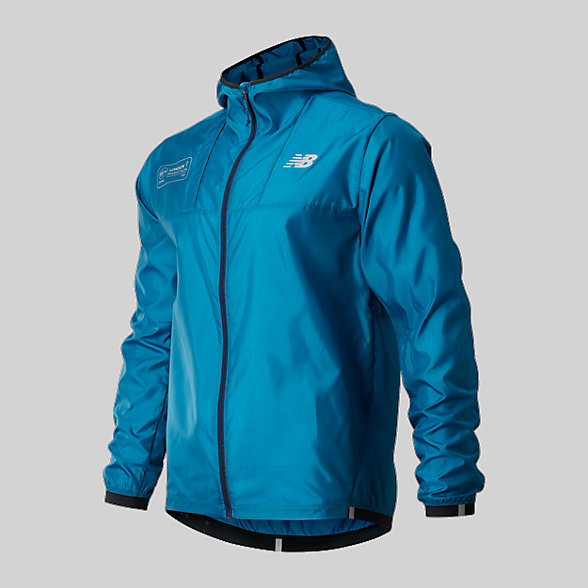 NB London Edition Lite Packjacket 2.0, MJ91240DDNP