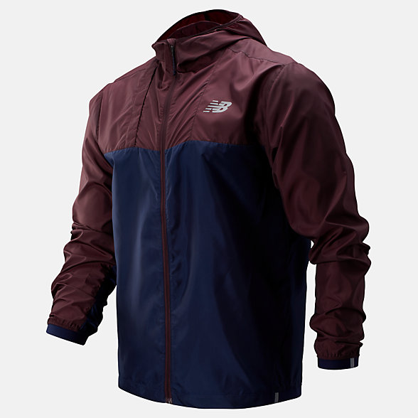 NB Lite Packjacket 2.0, MJ91240HNA