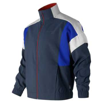 New Balance NB Athletics Select Jacket, Eclipse