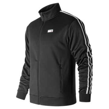 New Balance NB Athletics Track Jacket, Black