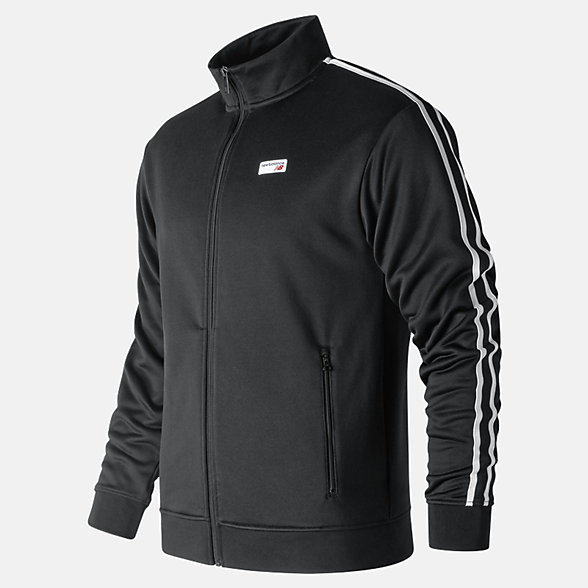 New Balance NB Athletics Track Jacket, MJ91556BK