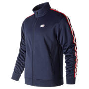 NB NB Athletics Track Jacket, Pigment