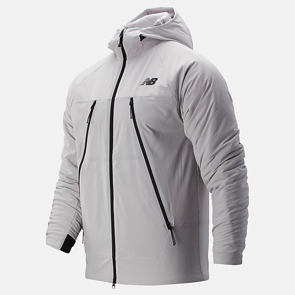 New Balance R.W.T. NB Heat FLX Jacket, MJ93042OVC