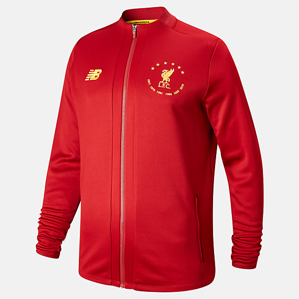 New Balance LFC 6 Times Game JKT, MJ930505RDP