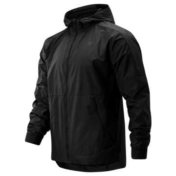 New Balance R.W.T. Lightweight Jacket, Black