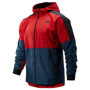 New Balance R.W.T. Lightweight Jacket, Team Red