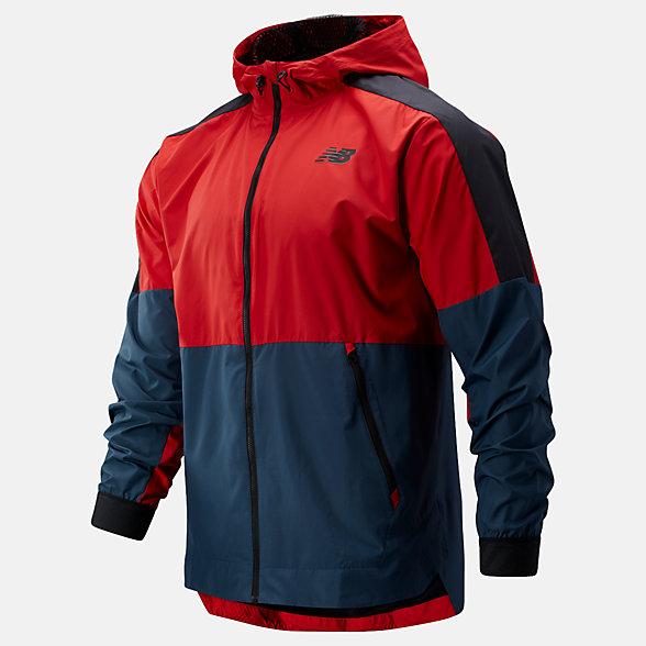 New Balance R.W.T. Lightweight Jacket, MJ93057REP