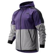 NB R.W.T. Lightweight Jacket, Violet Fluorite