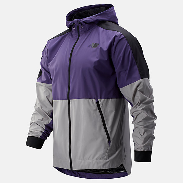 New Balance R.W.T. Lightweight Jacket, MJ93057VIF