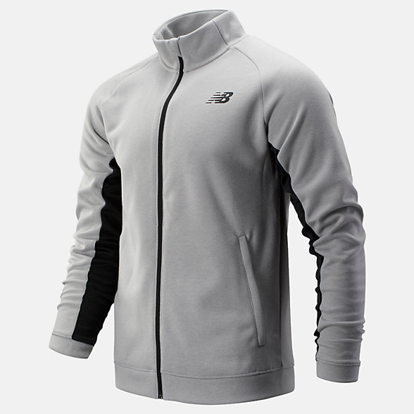 New Balance Tenacity Knit Jacket, MJ93090AG